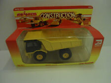 Construction Super  Drump Truck Kipper Majorette 4501 80 er/ 90 er Jahre