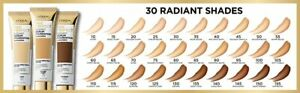 L'Oreal Age Perfect Radiant Serum Foundation SPF 50 Choose Your Shade