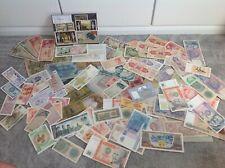 Nachlassposition  ca. 100 Geldscheine aus aller Welt