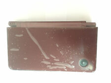 Full Repair Housing Shell Case Replacement for Nintendo DSi XL/NDSi XL Brown Red