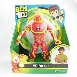 Ben 10 Heatblast Alien toy action figure 4+ brand new in box MIB