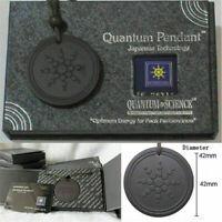 Quantum Pendant Necklace Scalar Orgon Energy neg ions EMF Protection Pendant