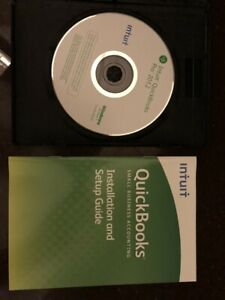Intuit QuickBooks Pro 2012 Small Business Accounting  (XP, Vista, Win 7)