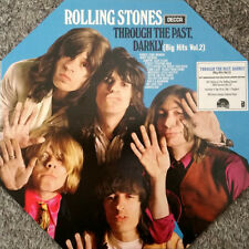 ROLLING STONES - THROUGH THE PAST DARKLY - LIMITED EDITION - RSD ORANGE VINYL