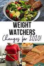 weight watchers nouveau programme 2020 + 4 livres en PDF sur clef USB