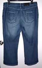 Reset Jeans Size 16p Womens Bootcut Jeans Hemmed