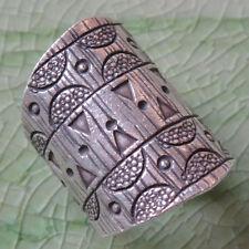 Ring Size.Us=10 Uk=T,Adjustable.1038 Karen Hill tribe