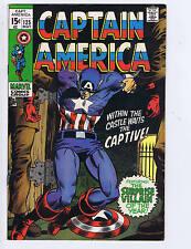 Captain America #125 Marvel 1970