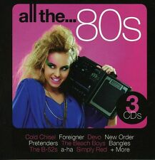 All The 80s - All the 80s [New CD] Australia - Import