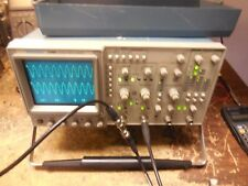 Tektronix Tek 2246 Oscilloscope 100 Mhz *Works* *Clean* 4 Ch w/cover w/2 probes