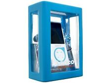 Lenco Xemio 657 MP3 Player 4 GB Speicher MP4 Player Medienplayer Blau AE112 C