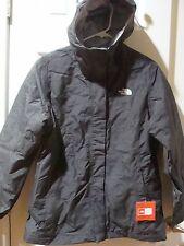 NWT THE NORTH FACE WMNS HIDA Black/Dkglgry Jacket Size L