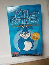 Killer Bunnies and the Quest for the Magic Carrot Blue Starter & Yellow Booster
