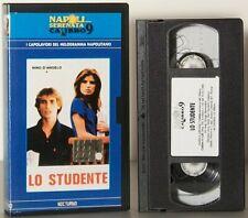 Lo studente VHS FILM Nino D'Angelo Nini Grassia