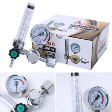 0-25MPa Argon CO2 Mig Tig Flow Meter Gas Regulator Gauge for Mig Welding Weld