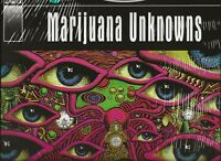 MARIJUANA UNKNOWNS VOLUME 1 - STONED RECORDS - LP COLOR VINYL - POT GRASS DOPE