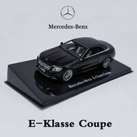 1:43 Scale Mercedes-Benz E-Klasse Coupe E-CLASS Convertible Diecast Car Model