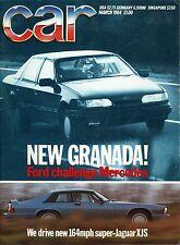 Car - March 1984
