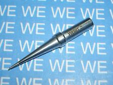1Stück Weller-Lötspitze ET-S 0,4mm lang/spitz (WECP-20 / 4ETS)