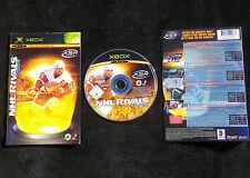 JEU Microsoft XBOX NHL RIVALS 2004 (hockey sur glace COMPLET envoi suivi)