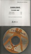 CANDLEBOX Cover me  w/ RARE RADIO VERSION PROMO DJ CD Single 1993 MINT USA