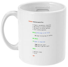 MAKE COFFEE CODE COMPUTER PROGRAMMER FUNNY COFFEE MUG CODER GIFT CODING PROGRAM