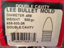 Lee Bullet Mold 459-500-3R  New. Free Shipping.