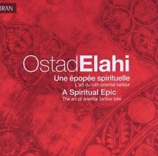 Ostad Elahi - A Spiritual Epic the Art of Oriental Tanbur Lute [CD]