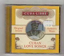 (IR531) Cuba Libre, Cuban Love Songs - 2000 CD