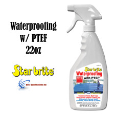Waterproofing With Ptef 22oz Marine Fabric Cleaning Supply Star Brite 81922