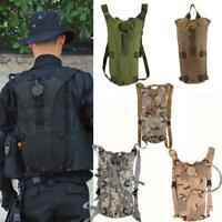 2.5L/3L Water Bag Molle Hydration Backpack Outdoor Sport Bladder Bag for HiKing