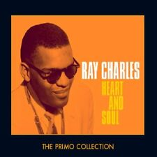 RAY CHARLES - HEART & SOUL 2 CD NEW+