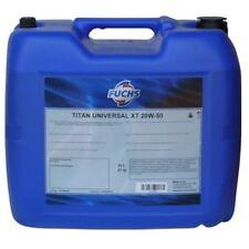 Fuchs Titan Universal XT 20W-50  (20 Liter)