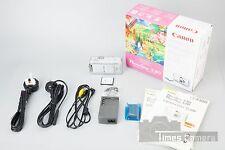 Canon PowerShot S30 Digital Camera w/ all accessories, Boxed