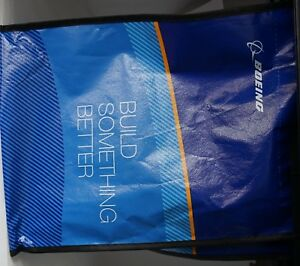 Boeing Company Airshow carrying bag with extras