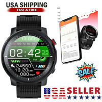 L15 Smart Watch IP68 Torch Light ECG PPG Blood Pressure Heart Rate Sport Fitness