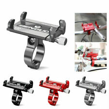 Aluminum Motorcycle Bike Bicycle Holder Mount Handlebar For Cell phone GPS New