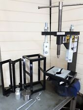 Portable Bearing Press for gear shafts, axle shafts, hub bearings & ball joints