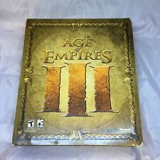 Age of Empires III: Collector's Edition, PC, 2005 , Big box