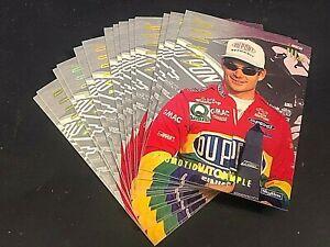JEFF GORDON 1997 Skybox ProFile LOT of ( 14 ) PROMO Dealer SAMPLE Cards NASCAR