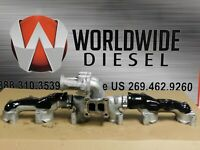 "Detroit DD15 ""903"" Exhaust Manifold, Parts # A4721420801"