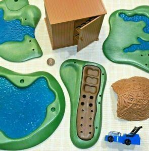 N2~PICK~Pond 932~River 153~132~Beaver Den 940~Garden 930~Shed 912~Lawn Mower 922