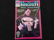 The Punisher War Journal #34 (Sep 1991 Marvel)