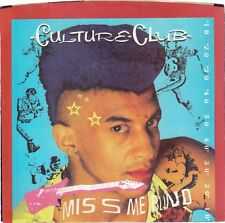 CULTURE CLUB  (Kiss Me Blind)  Epic 34-04388 + Picture sleeve