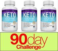 Keto CUTS Diet Pills Advanced Best Weight Loss To Burn Fat Fast Three Months Sup