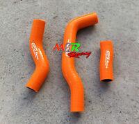 for KTM 450 505 SXF 2007 KTM 450 SXF SX-F XC-F 2008 2009 silicone radiator hose