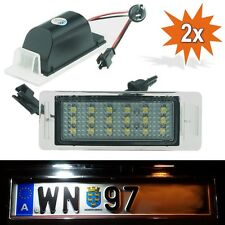 LED Kennzeichenbeleuchtung Opel Chevrolet Cadillac Buick GMC TÜV frei 189 J08