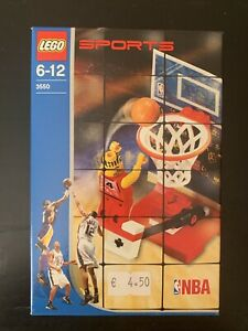 Lego 3550 Sports Basket NBA lego misb New