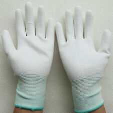 PU Anti-static Gloves Anti Static Electronic Working Antiskid Fingers Protection