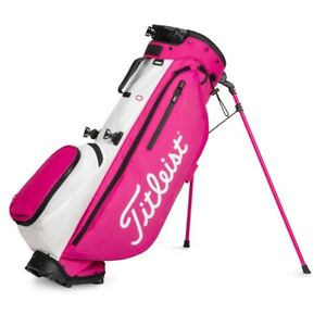 Titleist Players 4 Plus Standbag Pink Out - Special Edition 2020 - Instead